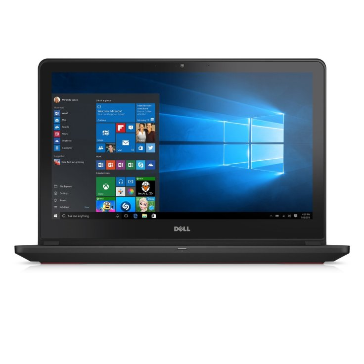 Dell Inspiron i7559-2512BLK 15.6 Inch FHD Laptop (6th Generation Intel Core i7, 8 GB RAM, 1 TB HDD + 8 GB SSD) NVIDIA GeForce GTX 960M 1